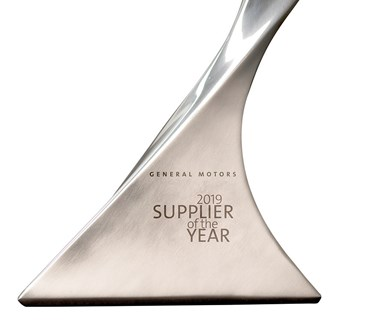 GM Supplier of the Year Award