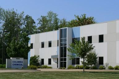 Columbia Chemical headquarters