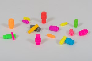 CFS' Masking Plugs Are Color-Coded for Accuracy of Selection