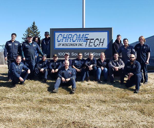ChromeTech Keeps Employees Learning image