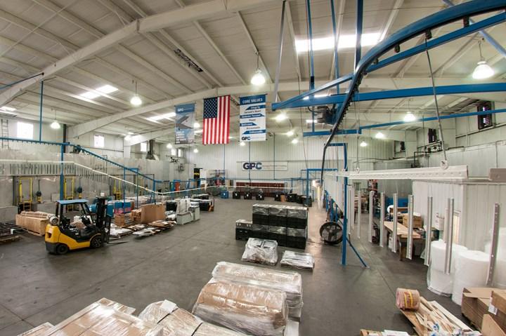 powder coating, liquid coating, finishing industry