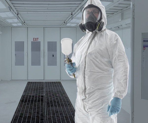 PPE, personal protective equipment, painting, liquid coating, surface finishing