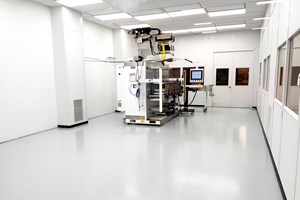 CFS Unveils New Clean Room