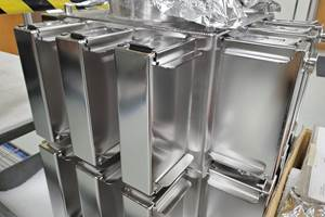 CFS Electropolished Parts