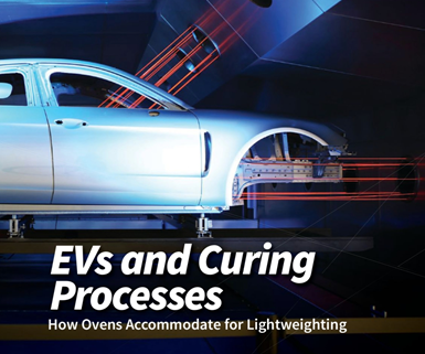 curing ovens, lightweighting