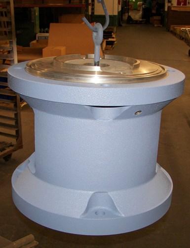 liquid coating, centrifuge, surface finishing