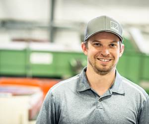 40 Under 40: Dean Bell, Precision Finishing