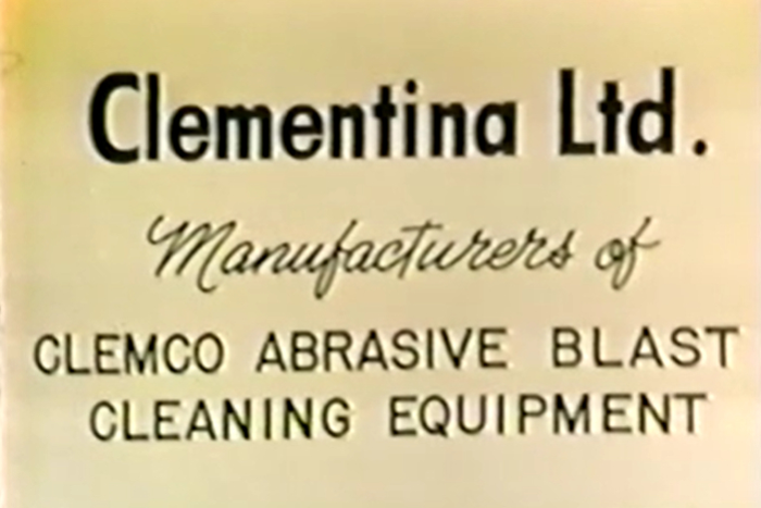 Abrasive Blasting Guides for the Ages from Clemco