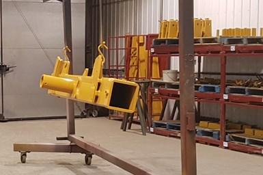 powder coating, agriculture, coating farm equipment