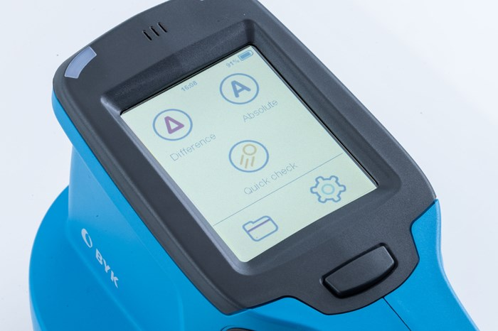 Color and 3D Topography Analyzer Evaluates Surface Structure