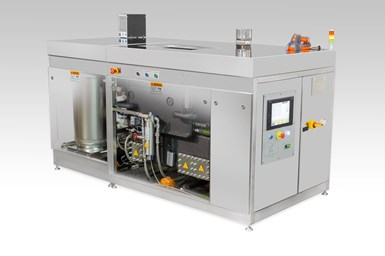 Custom precision cleaning system from Latyton