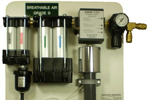 Waterborne Combo System for Filtration, Breathable Air From Martech Services