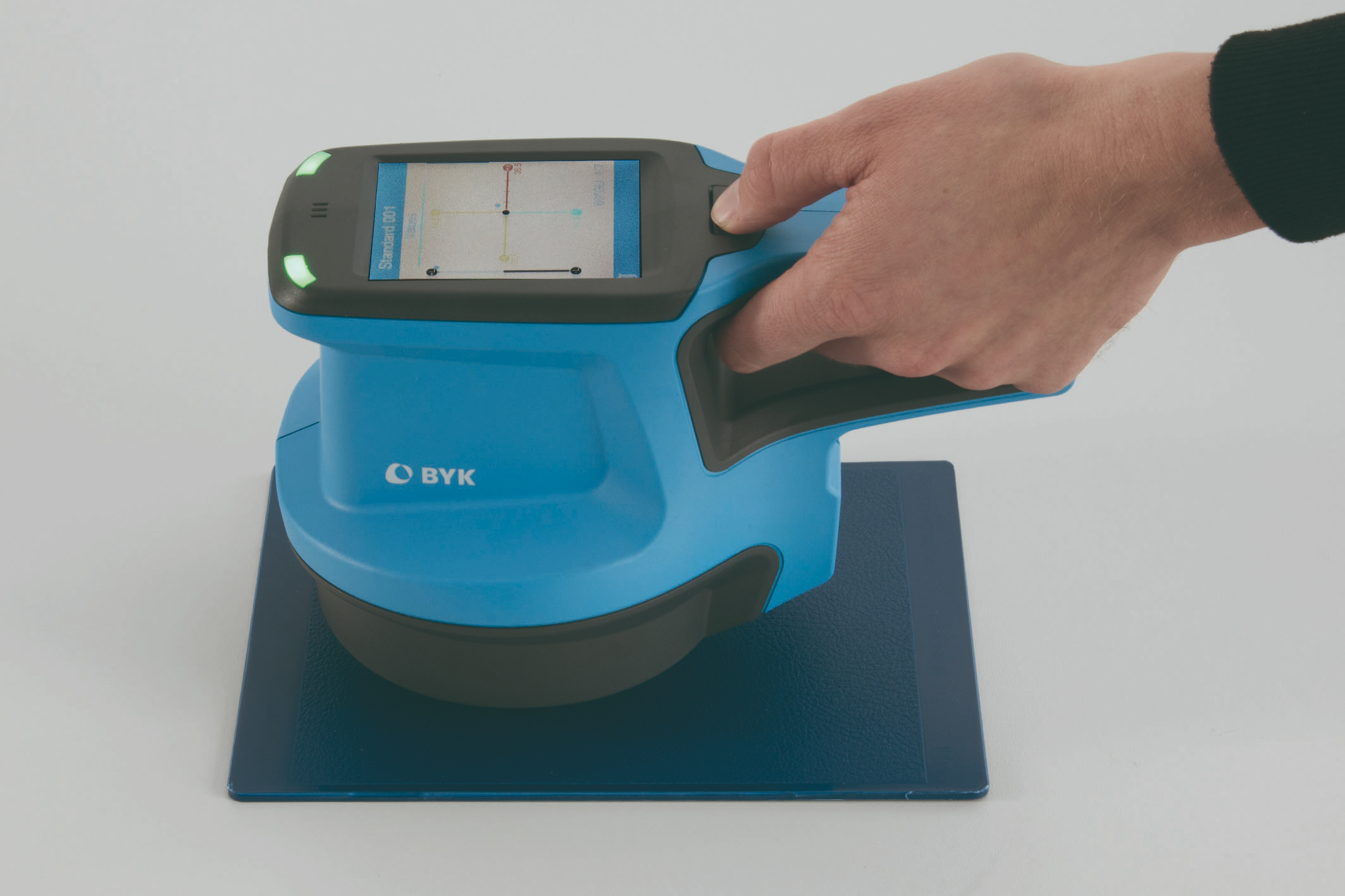 Color and 3D Topography Analyzer from BYK-Gardner