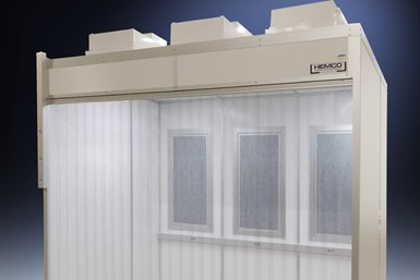 Controlled Containment System from HEMCO