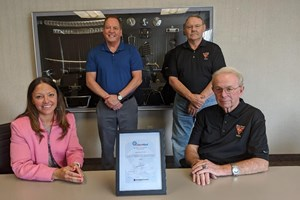 Electro Chemical Finishing Earns DecoKlad License
