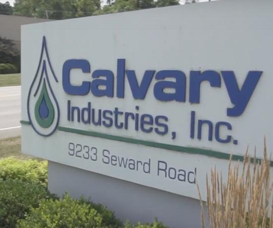 Coronavirus Response in Manufacturing: Calvary Industries