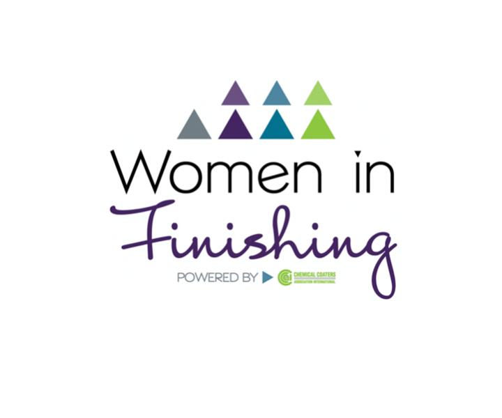 women in finishing, finishing industry, CCAI, chemical coating, surface finishing