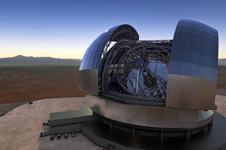 The Extra Large Telescope