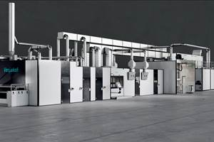 Venjakob Unveils Modular Coating Line Concept