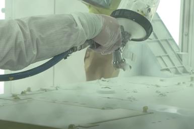 liquid coating, surface finishing