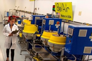Phillips Federal Adds Bel Air Finishing Technology