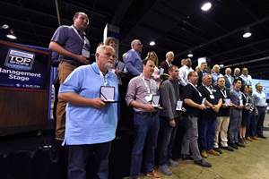 Products Finishing Announces Top Shops Benchmarking Program Updates