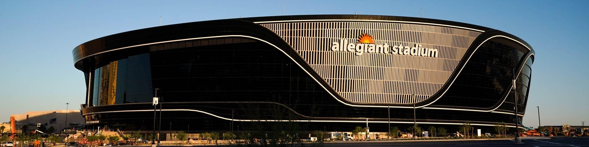 PPG Coatings Used for Raiders' Allegiant Stadium