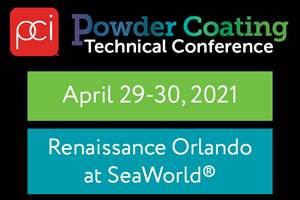 New Dates for PCI's Powder Coating Week 2021