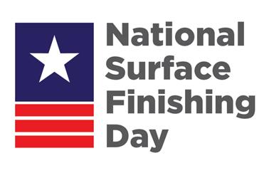 national surface finishing day, finishing industry