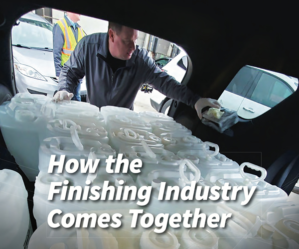 May Issue: How the Finishing Industry Comes Together image