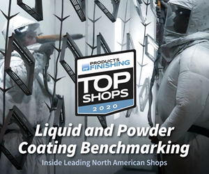 June Issue: Liquid and Powder Coating Benchmarking
