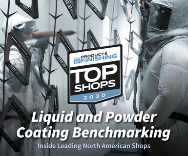 powder coating, powder coating industry, finishing, liquid coating