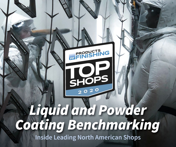 June Issue: Liquid and Powder Coating Benchmarking image
