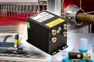 New Exair Power Supply Energizes Multiple Static Eliminators