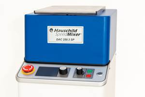 Hauschild SpeedMixer Produces High-Quality Adhesives