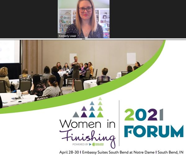 Women in Finishing Webinar Recap: Living & Leading Through the Storms of Life image