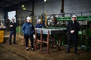 UK Steel Manufacturer and Galvanizer Announce Partnership