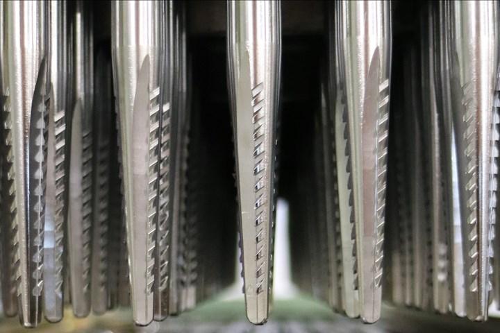 hard chrome, automation, surface finishing, electroplating