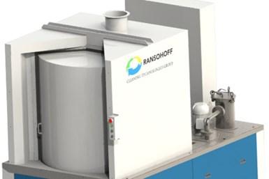 Ransohoff Cell-U-Clean Mini Jet Washer
