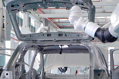 automation, automotive industry, liquid coating, automotive painting, painting robots