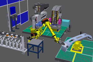 Robotic Process Development for Finishers