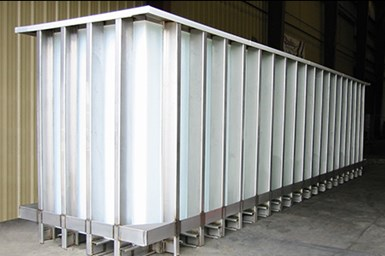 process tanks, metal finishing, electroplating, anodizing, electrocoating