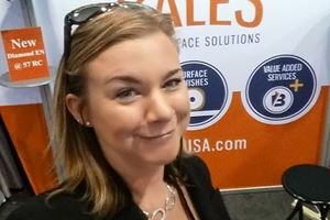 An Interview With Stacey Bales, Bales Metal Surface Solutions
