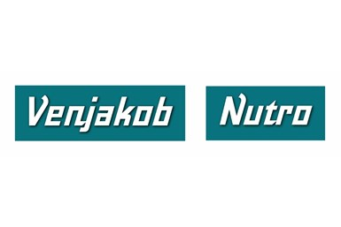 The new logos of Venjakob North America and Nutro, which form Venjakob Nutro Inc.