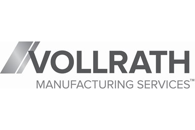 An image of Vollrath Manufacturing's logo
