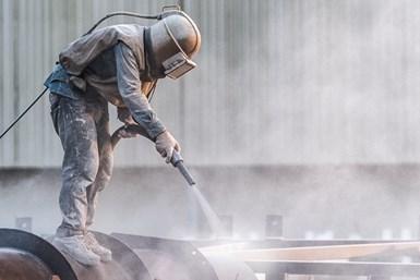 Harsco Environmental Introduces Abrasive Materials to Surface Preparation Market