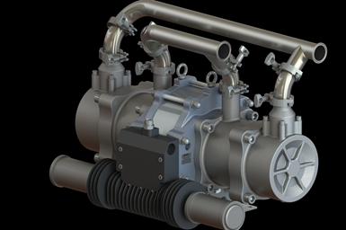 Carlisle Fluid Technologies Announces New Maple Piston Pumps