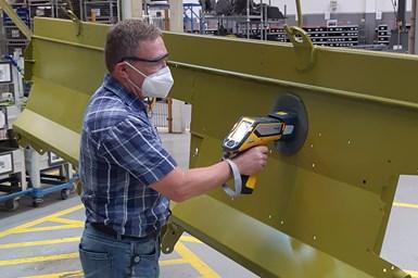 Henkel Develops New Measuring System for X-Ray Gun