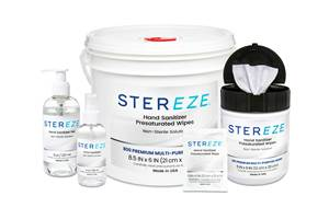 MicroCare's Stereze Product Line Receives FDA Registration