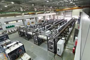 Atotech's DynaSmart Plating Line Enhances Efficiency